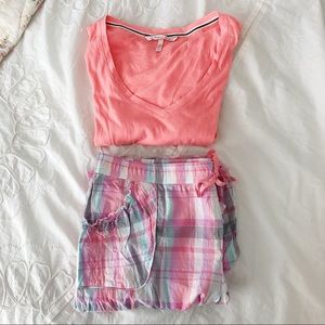 Victoria's Secret Pajama Set Size XL